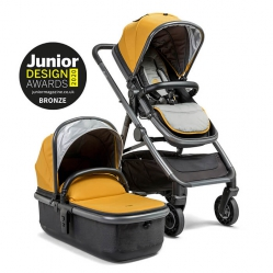 Ark Pushchair / Mustard