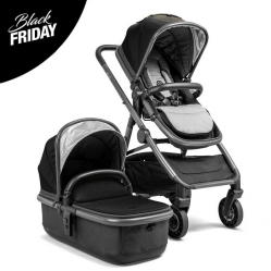 Ark Pushchair / Black