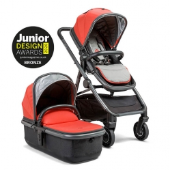 Ark Pushchair / Coral