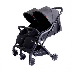 Familidoo Air Twin Pushchair