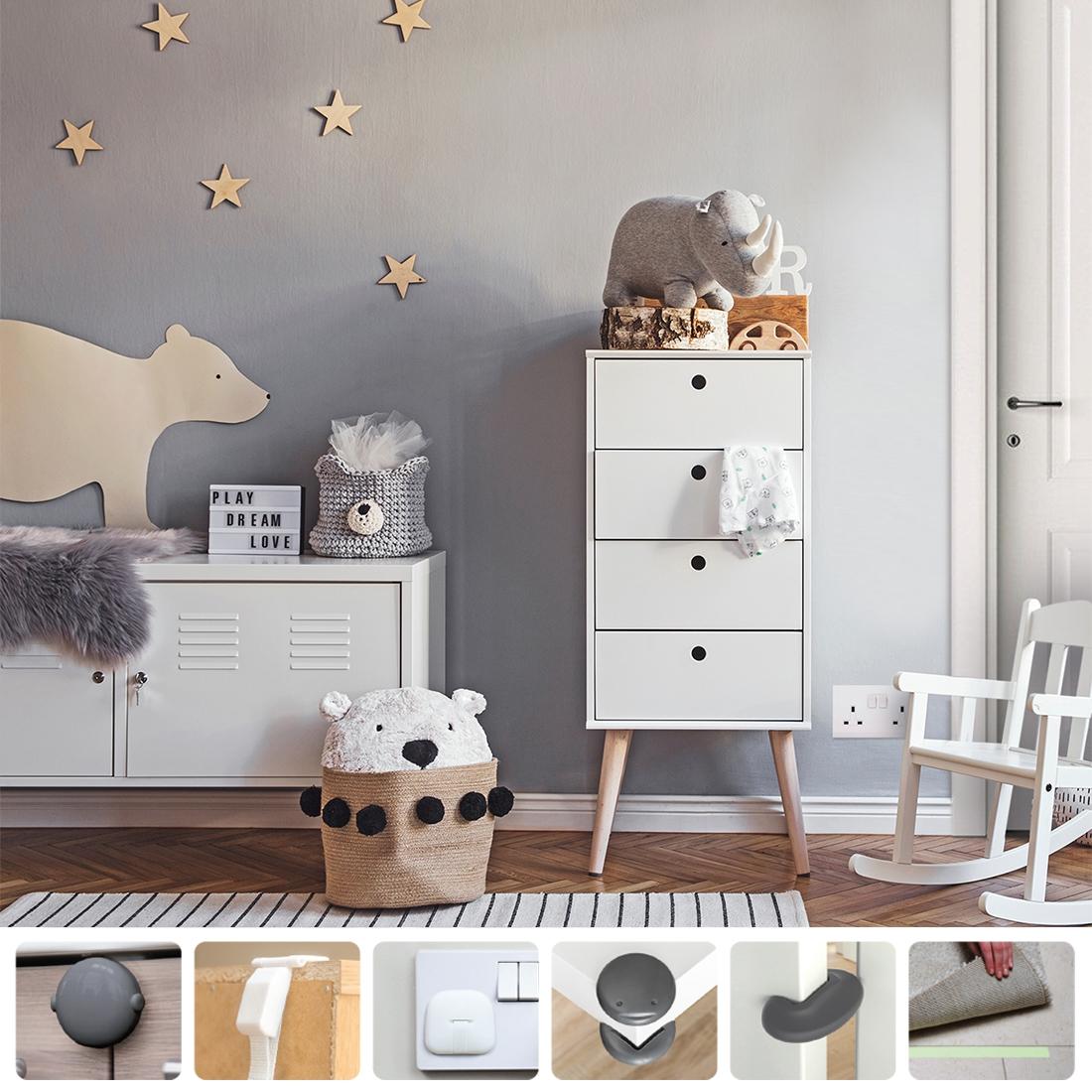 Fred Bundle - Playroom / Nursery