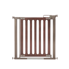 Fred Pressure Fit Wooden Stairgate