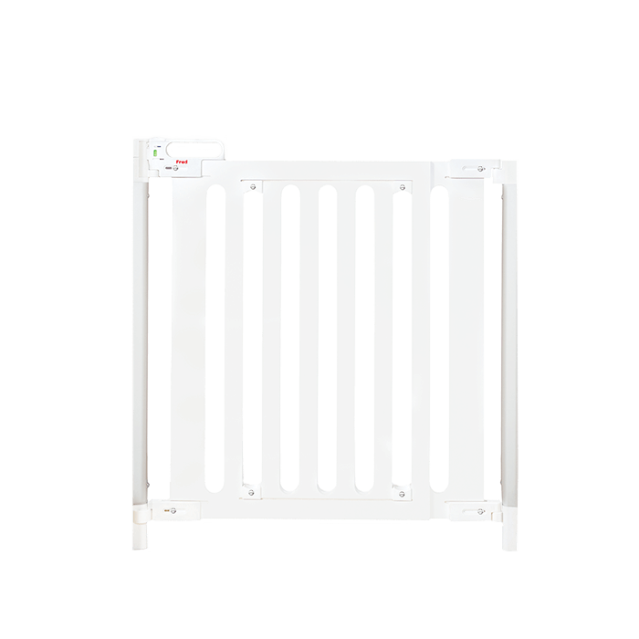 Fred Screw Fit Wooden Stairgate
