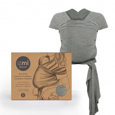 Izmi Essential Wrap / Mid Grey