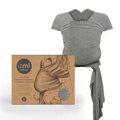 Izmi Essential Wrap / Mid Grey