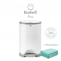 Korbell Plus 26L Bin Bundle (with Free Liner)
