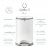 Korbell Plus 26L Bin Bundle (with Free Liner)