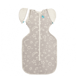 Love To Swaddle UP Bamboo 50/50 Transition Bag 1.0 TOG