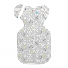 Love To Swaddle Up Bamboo Lite 50/50 Transition Bag 0.2 TOG