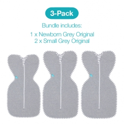 Love To Dream 3 Pack Newborn Starter Pack