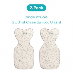 Love To Dream 2 Pack Bamboo Starter Pack (2 X Small)