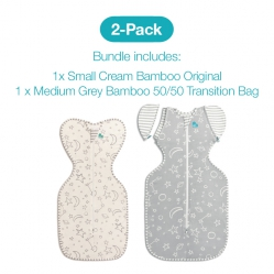 Love To Dream 2 Pack Bamboo Stage One & Stage Two Starter Pack