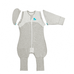 Love To Swaddle UP 50/50 Transition Suit 1.0 TOG