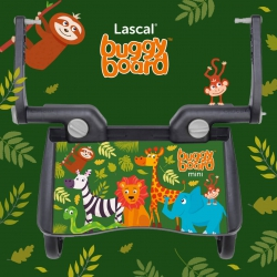 Lascal Mini BuggyBoard / Jungle Animals