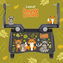 Lascal Mini BuggyBoard / Woodland Animals
