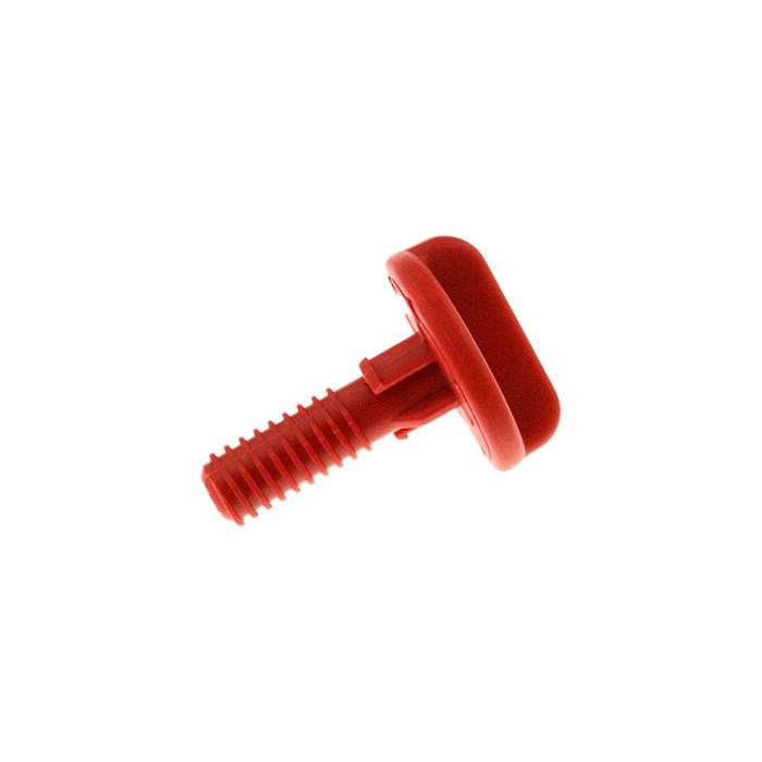 Lascal BuggyBoard Spare - Fixing Screw RED (Maxi & Mini)