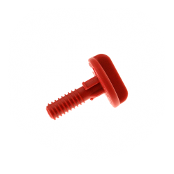 Lascal BuggyBoard Spare - Fixing Screw RED (Maxi & Mini)