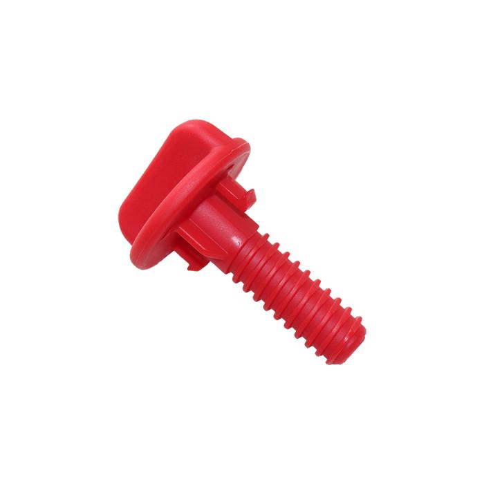 Lascal BuggyBoard Spare - Height Adj Screw RED (Maxi & Mini)