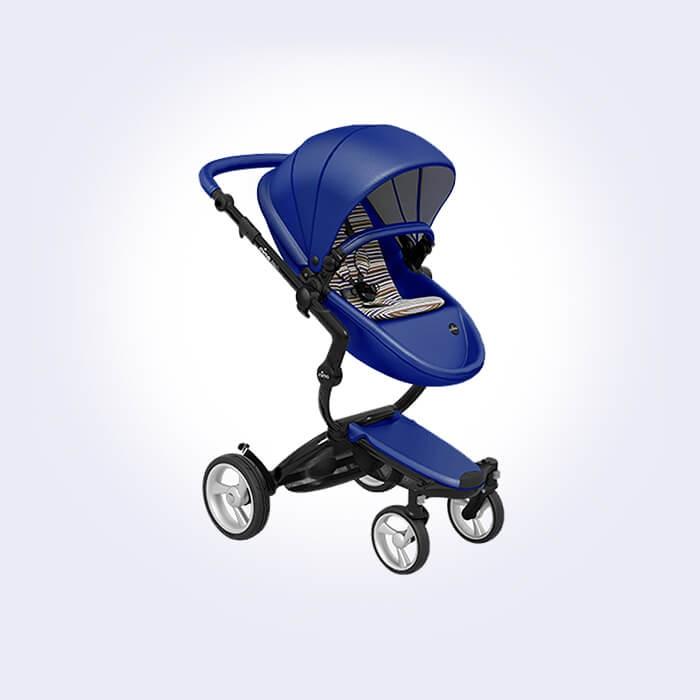 Mima Royal Blue / Aluminium Chassis / Denim Blue Starter Pack