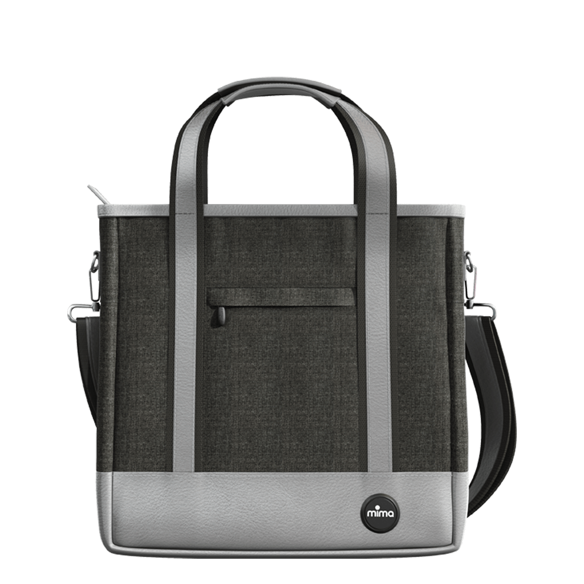 Mima zigi Change Bag / Charcoal
