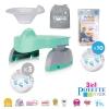Potette Max & 3 Liners & Hard Liner / Teal - BUNDLE PACK