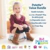 Potette Plus Value Pack / White & Grey