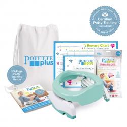 Potette Potty Training Starter Kit / Mint