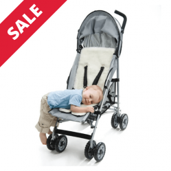 Outlook Pram Liner Wool / Lambswool Natural - Was £45.99 now only £36